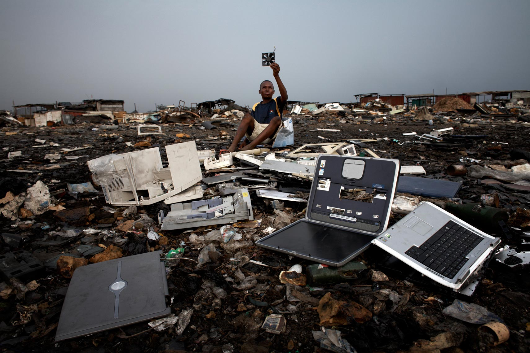 Electronic Waste Africa