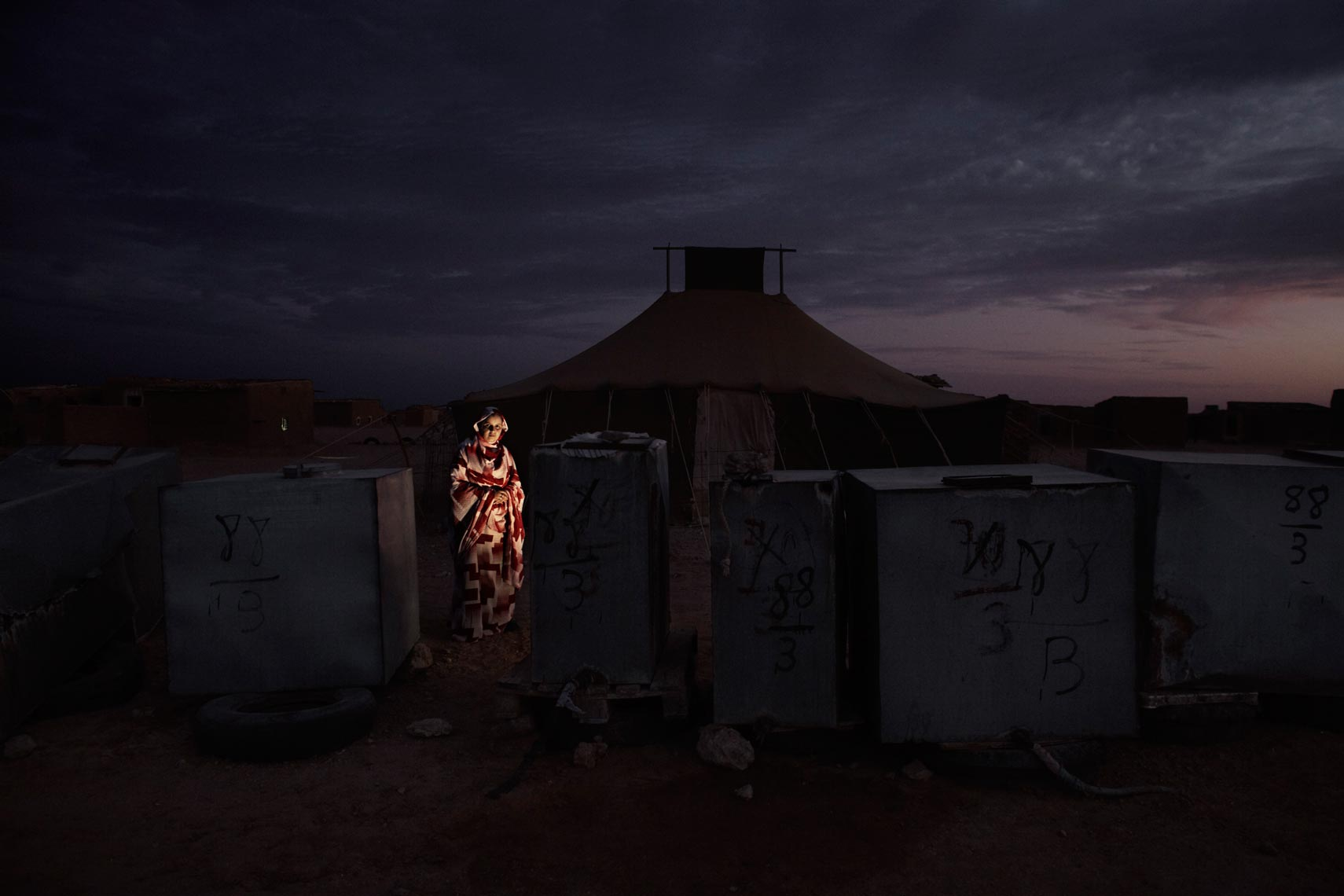 Sahrawi Refugee Camp